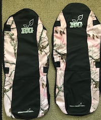 RealTree Seat Covers. BRAND NEW. Universal. RealTree Girl Camo.