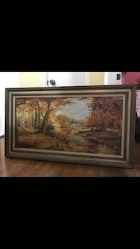 Landscape Painting Rockville, 20853