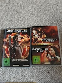 Hunger Games DVDs Freienwill, 24991