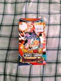 Dragonball Super Card Game Ressurection Fusion Pack