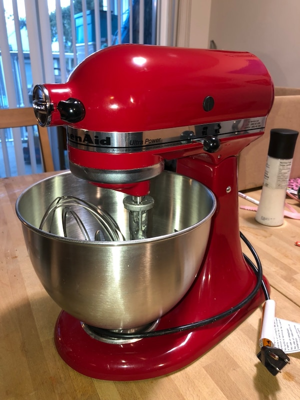 Kitchen Aid ultra power stand mixer