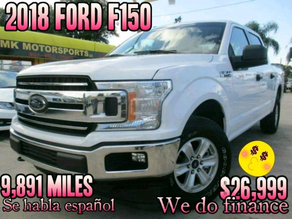 Ford - F150 - 2018