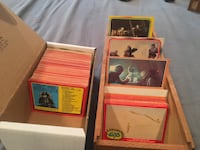 1977-1983 Star Wars Cards Langley, V3A 6R9