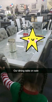 Brand new dining table set  Pickering
