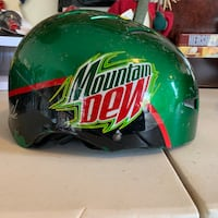 Allan Cooke Bell Mountain Dew Helmet Mc Lean, 22101