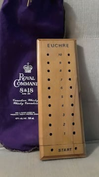 Euchre Score Board  London
