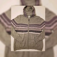 Zip up hoodie size 18/20W Winchester, 22601