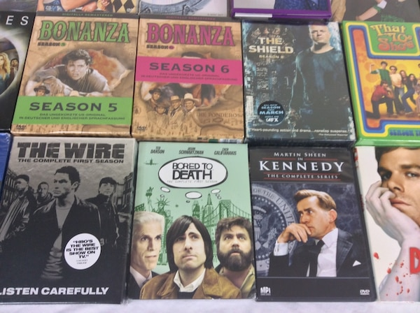DVD Box Sets Various TV Shows Seasons $5 each 20b299bc-cd11-43bc-a8d2-0a277905d045