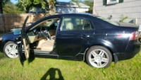 Acura - TL - 2007( good for parts) Silver Spring, 20902