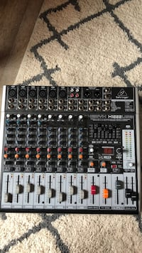 Black and gray audio mixer Hendersonville, 37075