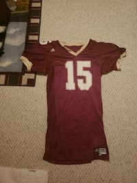 Maroon football Jersey  Horsham