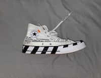 OFF WHITE x CONVERSE size 10 Hanover, 21076