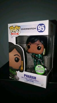 Overwatch pharah Funko pop Toronto