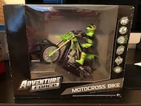 Remote Control Motocross Bike Arlington Heights, 60005
