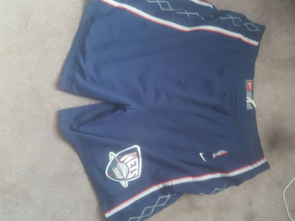 8d55198a98b Used blue Nets printed Nike shorts for sale in New Jersey - letgo
