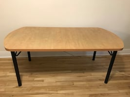 Extendable Dining Room Table