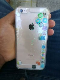 silver iPhone 6 with case Delray Beach, 33444