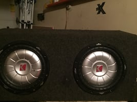 Two 10s in box works kicker