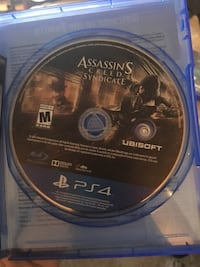 Assassin's Creed Syndicate PS4 East Hartford, 06108