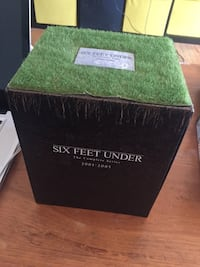 Six Feet Under DVD Box Set Brampton, L6V 3C4