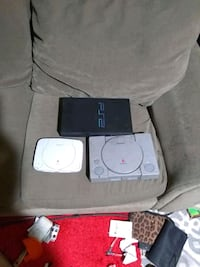 Playstation dreamcast game sytems