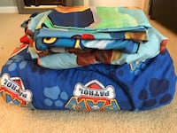 Paw patrol bedding Lake Frederick, 22630