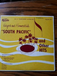 1954 mint condition records