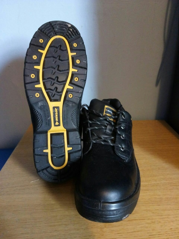 359065df8e8 Used Dunlop steel toe safety shoes mens 13 for sale in Biggleswade ...