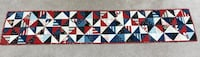 White, red, and blue textile Murrieta, 92563