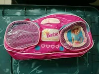 Barbie carrying case Clear Spring, 21722