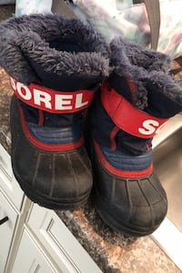 GREAT DEAL!!Kids size 10 sorel boots London, N6E 1H8