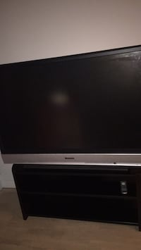 gray and black flat screen TV Vancouver