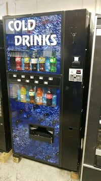 As is blowout sale firm price soda vending machine Gaithersburg, 20879