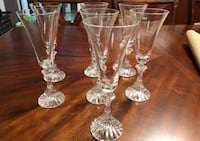 Drinking glasses Set of 15 & Color tinted glasses set of 15. 30 glasses in total Belle Mead, 08502