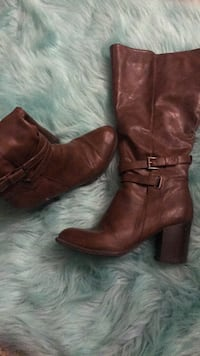 Leather boots Citrus Heights, 95621