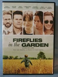 Fireflies in the Garden dvd Baltimore