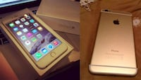 gold iPhone 6 with box Oshawa, L1L 0A9