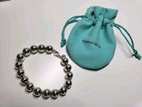 Tiffany and Co Hardware Sterling Ball Bracelet Toronto, M8V 3A8