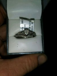 1/4 karat wedding set  Belton, 64012