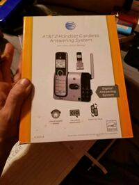 2 handsets cordless answering systemBRAND NEW  DeSoto, 75115