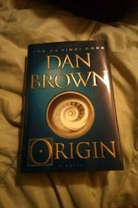 Origin a novel Author of the Da Vinci code -DAN BR Leavenworth, 98826