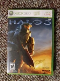 Halo 3 Xbox 360 game case Tillsonburg, N4G 3S1