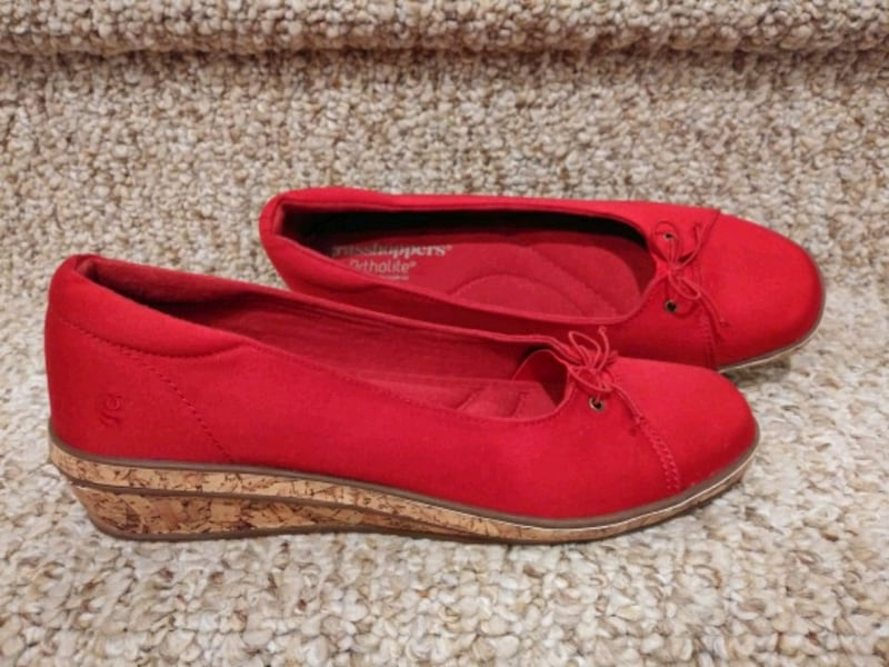 NEW Women's Size 8.5 Grasshoppers Shoes [Retail $69] ORTHOLITE ce05eb03-4f23-4f24-8ade-b1cd88863ea2