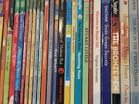 Kids Books for sale- make me an offer Laval, H7E 5M2