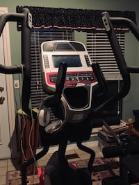 Sole E35 Elliptical electronic exercise.  Steal of a deal, love it!