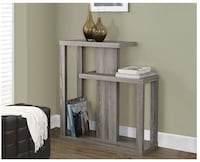 Contemporary Console Table - Dark Taupe Brampton, L6R 3J7
