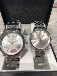 Caravelle watch set  Toronto, M2J 2H8