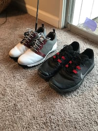 FootJoy and Nike Golf Shoes