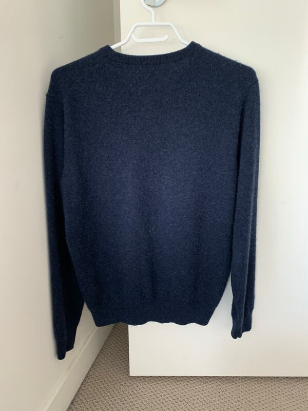Uniqlo Cashmere Sweater 81d74656-bd08-4513-9ba1-5b1465222225