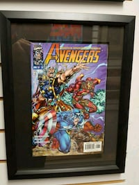 Marvel The Avengers comic book Duncan, V9L 1M8